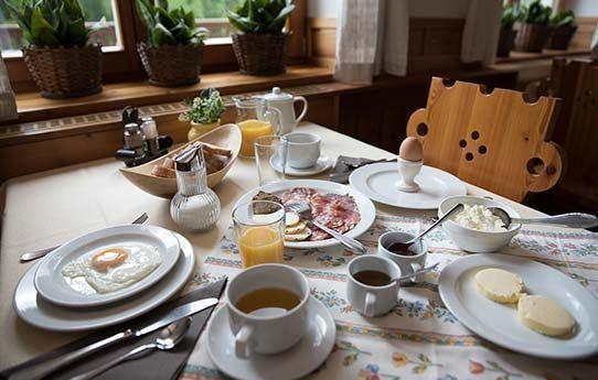 Planšarski zajtrk